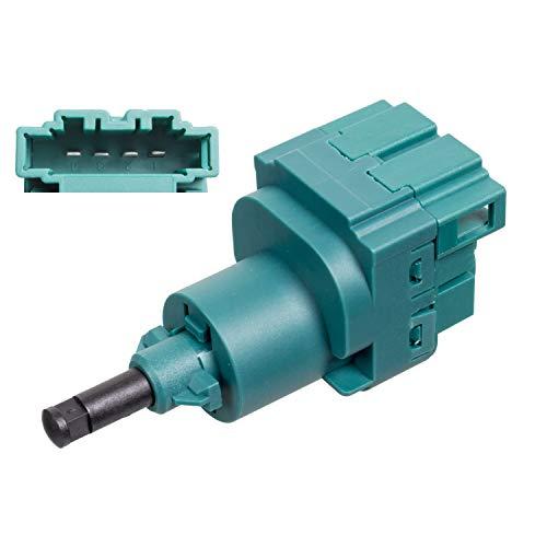 febi bilstein Interruptor de luz de freno para luz de freno y pedal de embrague, 1 unidad