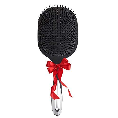 BeautyFrizz Big Paddle Hair Brush - Large Detangling Hair Brush Paddle to Ease Frizz - Paddle...