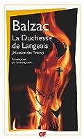 La duchesse de Langeais/Histoire des Treize