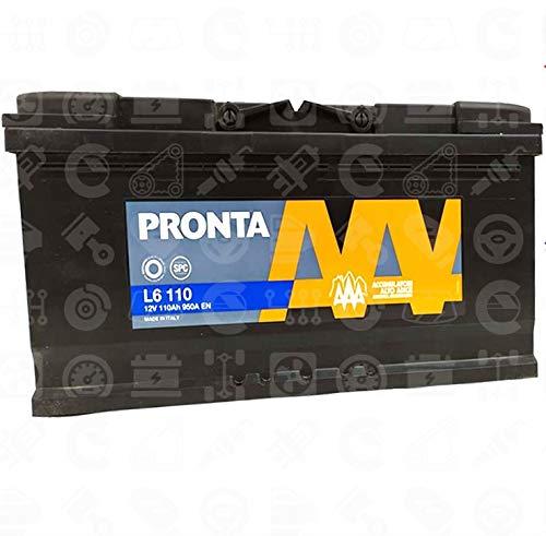 Aaa - Batería 110ah 950en + dx L6 110