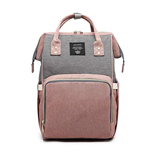 BigForest Multifunctional Mummy Backpack Nappy sac ¨¤ main Baby Sacs ¨¤ Dos ¨¤ Langer pour B¨¦b¨¦ Sac Maternity Tote Bag