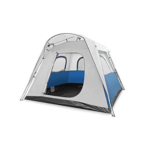 SHUILV 4-6 persona tienda automática al aire libre Camping Sun Shelter Instant Cabana Sombra portátil Canopy para senderismo Wilderness Supervivencia Montañismo Fácil de instalar, adecuado para al air