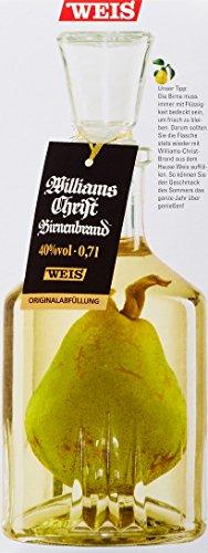 Weis Williams-Christ-Birnenbrand mit eingewachsener Birne (1 x 0.7 l) - 3