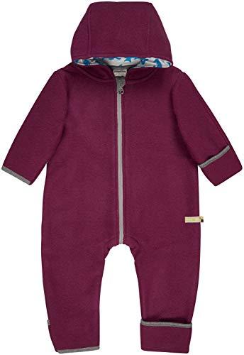 loud + proud Baby und Kinder Overall aus Bio Woll-Fleece (kbT) in Größe 86-92
