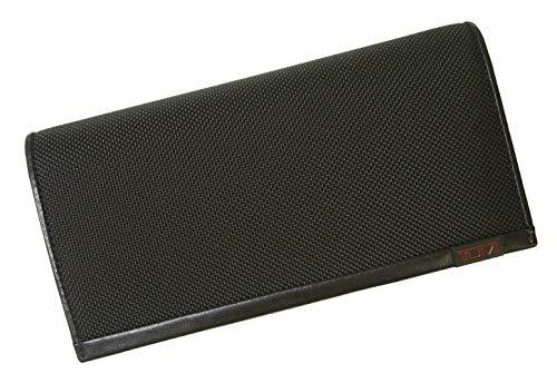 [トゥミ] 長財布 メンズ ALPHA 二つ折(ブラック)バリスティックナイロン TM-326 [並行輸入品]