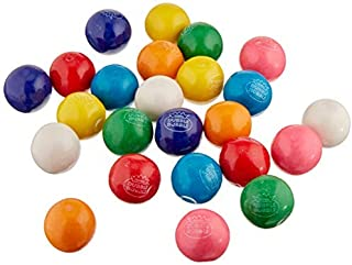 Gumballs 1 inch-Dubble Bubble Bubble Gumballs, 3LB bulk gumballs - Comes in Sealed / Resealable Bag