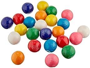 Gumballs 1 inch-Dubble Bubble Bubble Gumballs, 3LB bulk gumballs - Comes in Sealed / Resealable Bag
