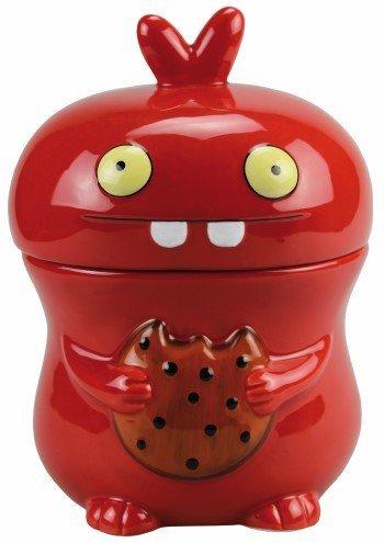 Uglydoll Keksdose Cookie jar, Rot