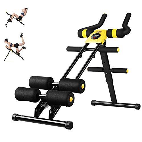 Streakboard Core&Abdominal Trainer, Leg,Thigh, Side Shaper, Height Adjustable Abdomen...