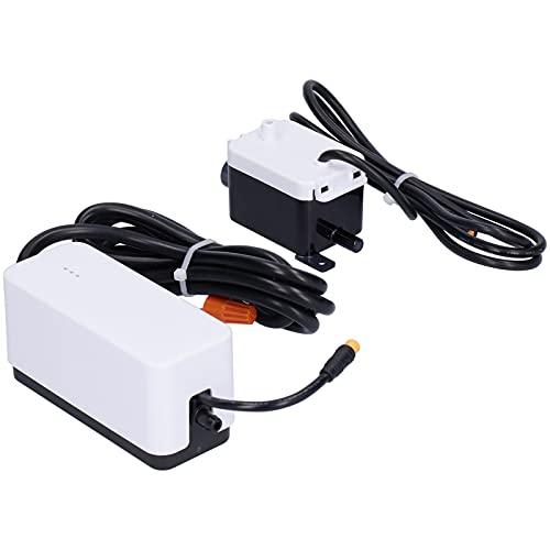 Shanrya Mini Pompa per condensa, Pompa per condensa Design Professionale per mobili per deumidificatori