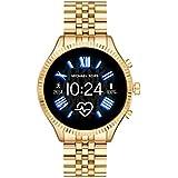 Michael Kors Access Lexington 2 Touchscreen Stainless Steel Smartwatch, Gold Tone-MKT5078