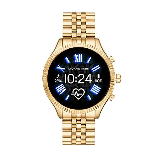 [マイケル・コース] 腕時計 Lexington 2 タッチスクリーンスマートウォッチ MKT5078 メンズ レディース 米国マイケルコース直営店品 並行輸入品
