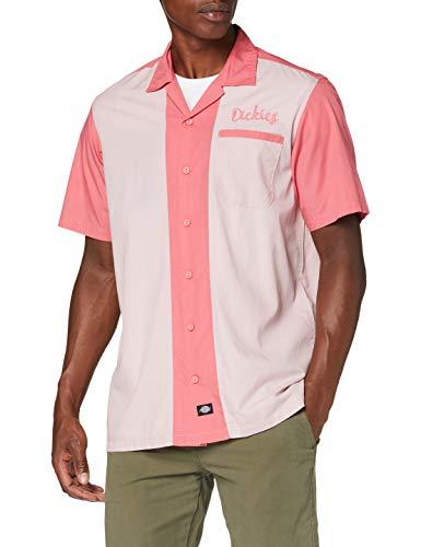 Dickies Herren Pulaski T-Shirt, Pink (Violet VIO), X-Large