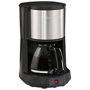 Cafetera de goteo MOULINEX FG370811 | MOULINEX 15 tazas Inox: Amazon.es: Hogar