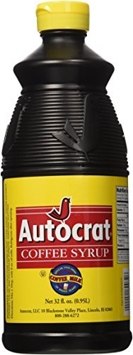 Autocrat Coffee Syrup 32 of oz-set Max 58% OFF 2 Brand new