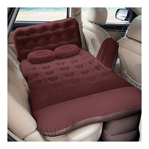 Auto opblaasbare matras achterbank luchtbed kind matras volwassen auto slaapkussen auto bed met luchtpomp CIM0909 D