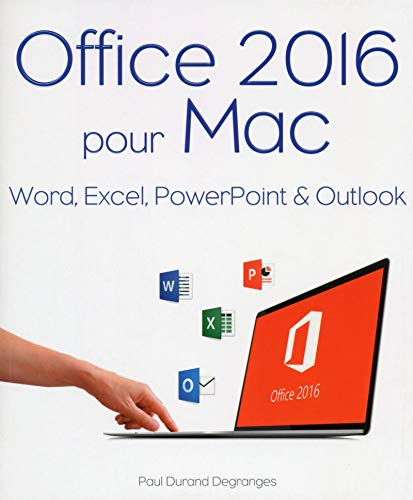 professionnel comparateur Office 2016 pour Mac choix