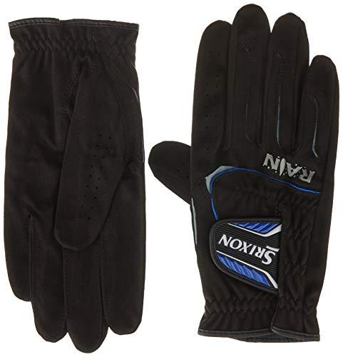 Srixon Rain Glove (Pair), Black, Medium/Large