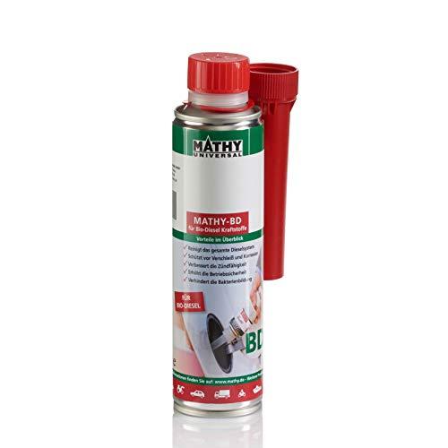 MATHY-bD carburant-pour bio-diesel additif 250 ml (literpreis 55,80 eUR)