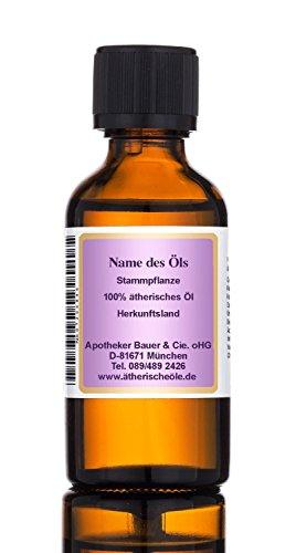Vervaine / Eisenkraut Öl, 100 Prozent ätherisches Eisenkrautöl, 5 ml, Lippia citriodora, PZN 07204390