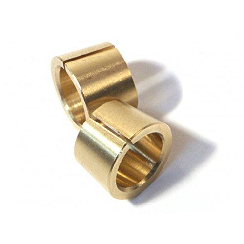 Collet 7X6.5mm (Brass/21 Size/2pcs) Savage X 86077