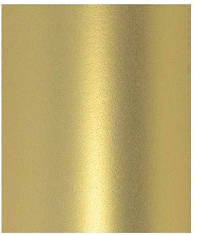 Papel tamaño A4 de color dorado perlado, 120 g/m², de doble cara, compatible con impresoras de inyección de tinta y láser