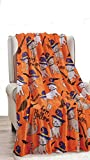 Décor&More Happy Halloween Microplush Throw Blanket (50' x 60') - Spooky Cats