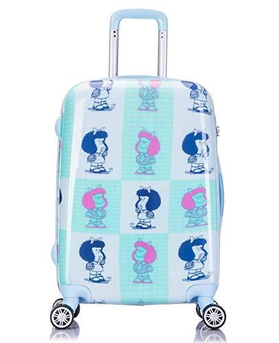 Mafalda Sweet Maleta de mano Azul Pacífico