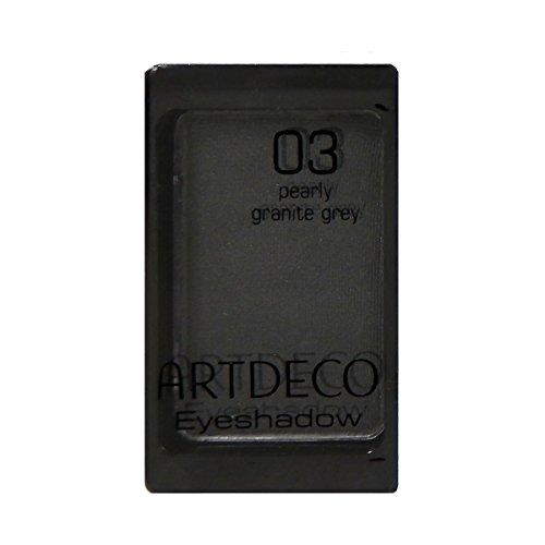 Artdeco Magnetlidschatten Pearl Farbe Nr. 03, pearly granite grey, 1er Pack (1 x 9 g)