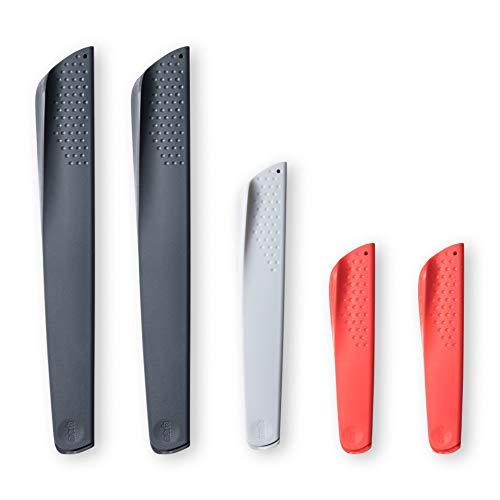 Fundas protectora para cuchillos - conjunto de 5 piezas
