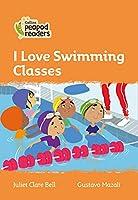 Level 4 – I Love Swimming Classes (Collins Peapod Readers)