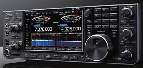 IC-7610 (IC7610) HF+50MHz100W