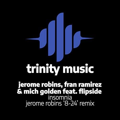 Jerome Robins, Fran Ramirez, Mich Golden, Mc Flipside & Flipside