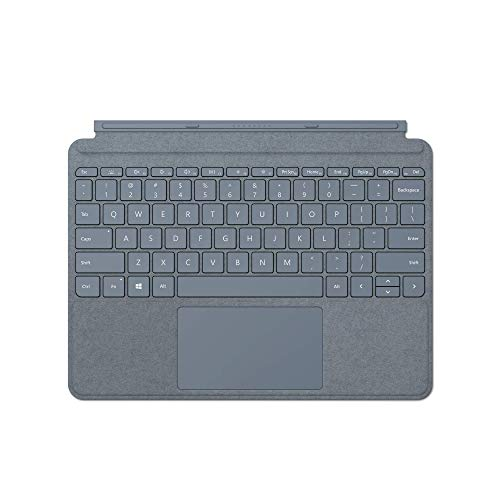 Microsoft Surface Go Signature Type Cover Eisblau