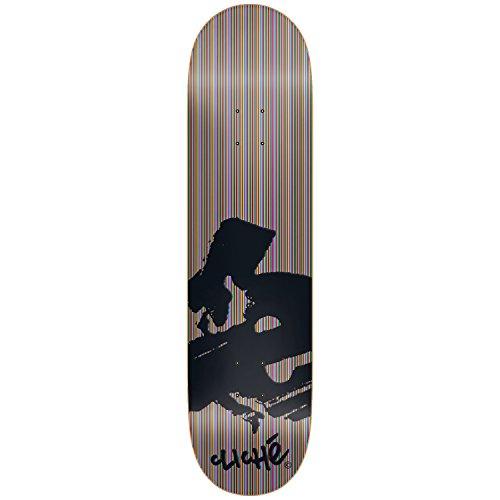 Cliche Skateboard-10026496Europa Deck, Multi, Größe 8,25