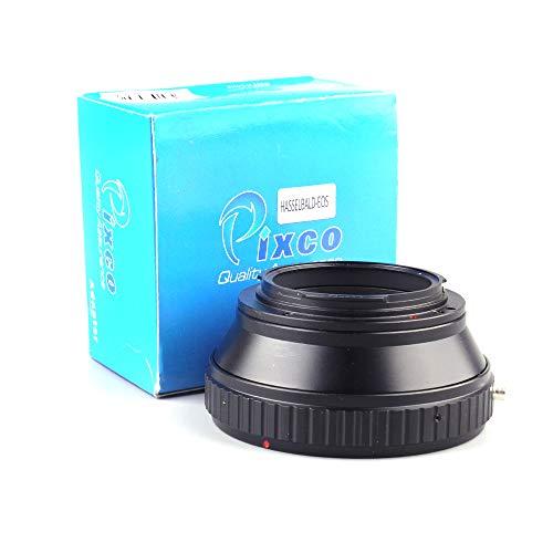 Pixco Lens Adapter Pak voor Lens naar Canon EOS Camera EOS 4000D 2000D 6D II 200D 77D 5D IV 1300D 80D 1DX II 5DS 760D 750D 7DII 1D 6D 7D, Hasselblad-Canon EOS