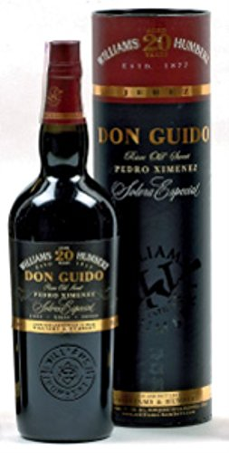 Don Guido - Vino dulce Pedro Ximénez 20 años Williams & Humbert Jérez