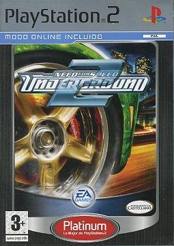 Need for Speed Underground 2 Platinum