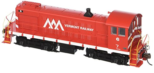Bachmann Industries Vermont Railway ALCO S4 Diesel Locomotive