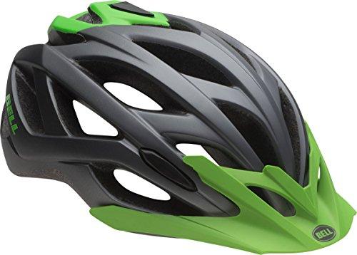 BELL Erwachsene Helm Sequence 16 Fahrradhelm, m Dark Titan/Kryptonite ace, M