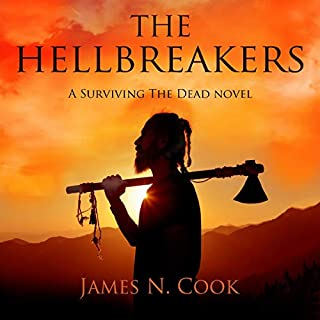 Page de couverture de The Hellbreakers: A Surviving the Dead Novel