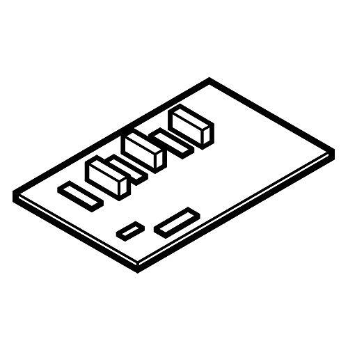 LG EBR83845002 Refrigerator Electronic Control Board Genuine Original Equipment Manufacturer (OEM) Part
