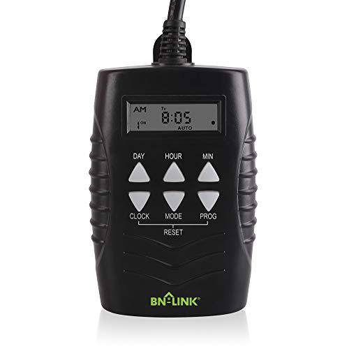 BN-LINK 7 Day Outdoor Heavy Duty Digital Programmable Timer BND/U78