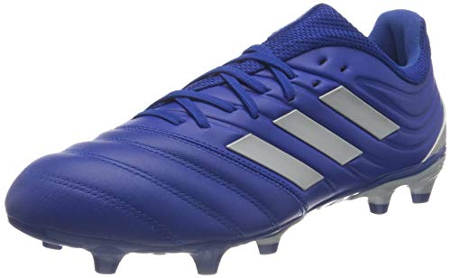 adidas Herren COPA 20.3 FG Fussballschuh, Team Royal Blue Silver Met Team Royal Blue, 46 2/3 EU