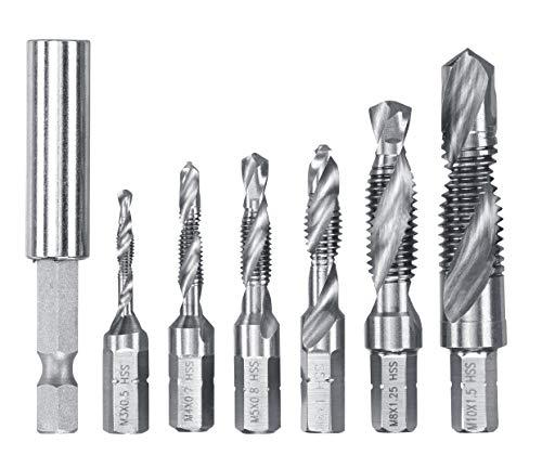 Universal-Set f NE-Metalle u Holz kwb 617220 Stich-S/ägebl/ätter T S-20 //Einnocken-Schaft