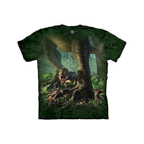 The Mountain Camiseta Unisex para niños Wee Rex