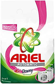 ARIEL Automatic Laundry Powder Detergent with Touch of Downy Freshness - 4 kg