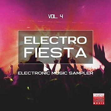 Electro Fiesta, Vol. 4 (Electronic Music Sampler)