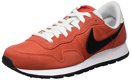 Nike 827921, Zapatillas Hombre, (MAX Orange/Black/Off White/White), 42 EU