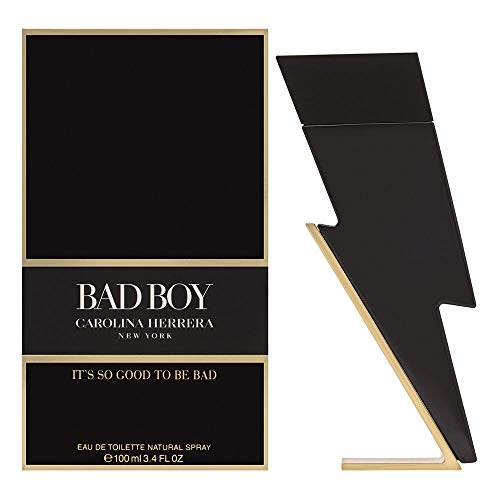 Carolina Herrera Bad Boy Eau de Toilette 100ml/3.4 Oz